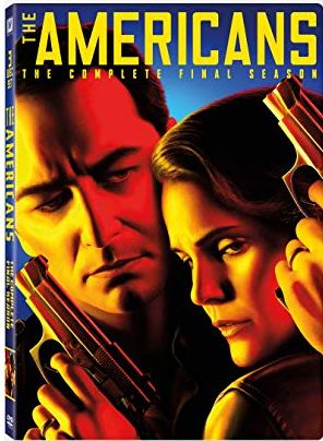 The Americans: The Complete Final Season DVD cover
