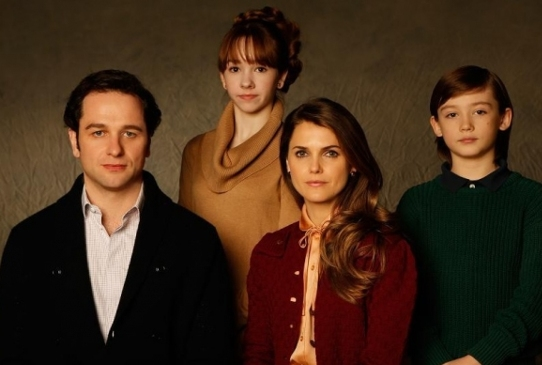 The Americans family
