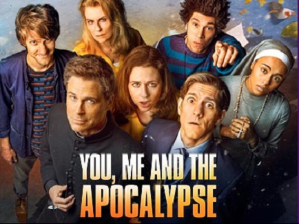 You, Me and the Apocalypse cast