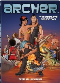 Archer The Complete Season Two