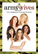 Army Wives season 3 DVD cover