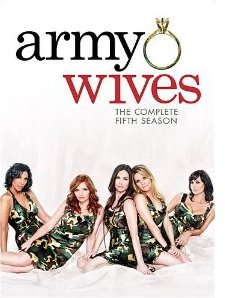 Army Wives: The Complete Fifth Season DVD cover