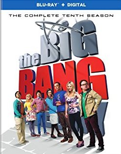 The Big Bang Theory: The Complete Tenth Season [Blu-ray] cover