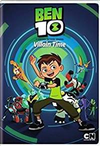 Ben 10: Villain Time – Season 1 Volume 1 DVD cover
