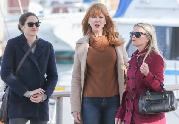 Big Little Lies Woodley, Kidman and Witherspoon