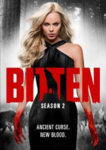 Bitten: Season 2 DVD cover