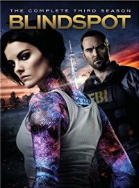 Blindspot: The Complete Third Season DVD cover