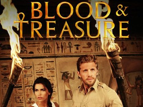 Blood and Treasure stars
