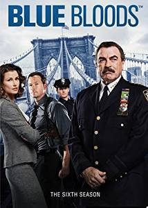 Blue Bloods: The Sixth Season DVD cover