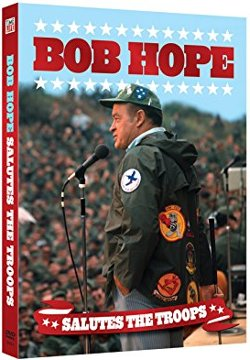 Bob Hope: Salutes the Troops DVD cover