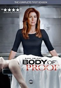 Body of Proof: The Complete First Season DVD cover