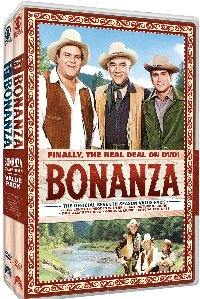 Bonanza: The Official Seventh Season DVD cover