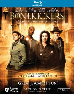 Bonekickers [Blu-ray] DVD cover