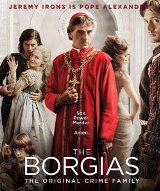 The Borgias: The First Season DVD cover