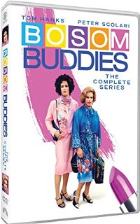 Bosom Buddies: The Complete Series DVD cover