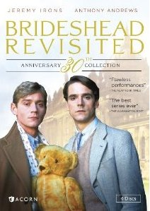 Brideshead Revisited: 30th Anniversary Edition DVD cover