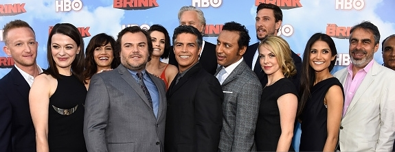 The Brink cast