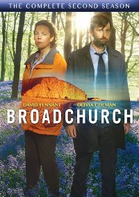 Broadchurch: Season 2 DVD cover