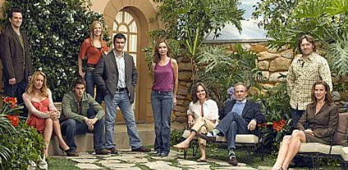 "cast of ""Brothers & Sisters"" starring Calista Flockhart"