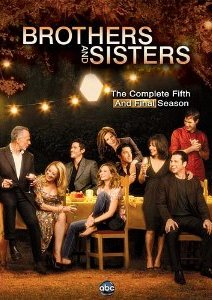 Brothers & Sisters: The Complete Fifth Season DVD cover