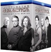 Battlestar Galactica: The Complete 2004 Series DVD cover