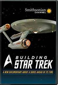 Smithsonian: Building Star Trek DVD cover