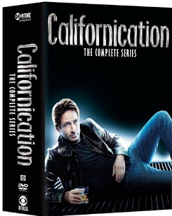 Californication: The Complete Series DVD cover