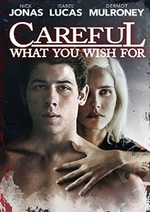 Careful What You Wish For DVD cover