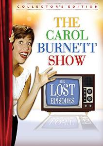 The Carol Burnett Show: The Lost Episodes DVD cover