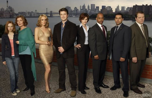"cast of ""Castle"""