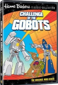 Challenge of the GoBots: The Original Miniseries DVD cover