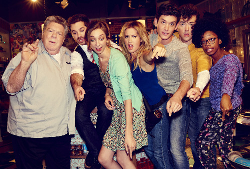 cast of Clipped