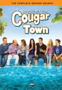 Cougar Town: The Complete Second Season DVD cover