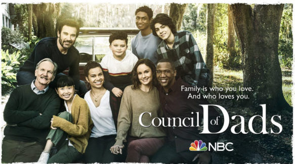 Council of Dads cast