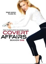 Covert Affairs: Season One DVD cover