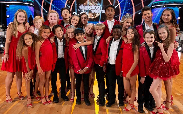 Dancing with the Stars Jr. cast