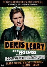 Denis Leary & Friends Presents Douchebags & Donuts DVD cover