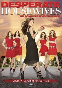 Desperate Housewives: The Complete Seventh Season DVD cover