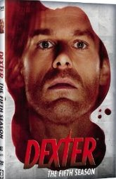 Dexter: The Fifth Season DVD cover