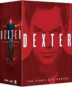 Dexter: The Complete Series DVDs