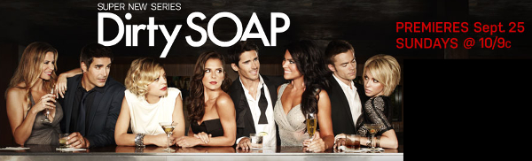 Dirty Soap cast