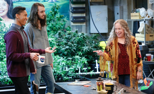 Disjointed cast