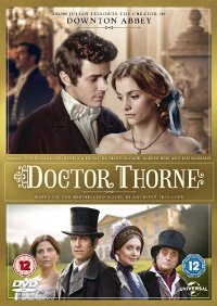 Doctor Thorne - Season 1 DVD cover
