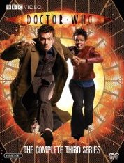 Doctor Who Third Series DVD cover