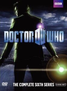 Doctor Who: The Complete Sixth Series DVD cover