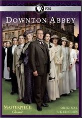 Masterpiece Classic: Downton Abbey DVD cover