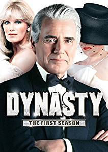 Dynasty: The First Season DVD cover