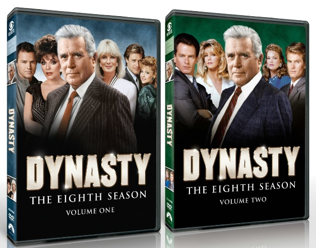 Dynasty: Season 8, Vol. 1 & 2