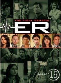 ER: Season 15 (The Final Season) DVD cover