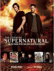 The Essential Supernatural: On the Road with Sam and Dean Winchester DVD cover